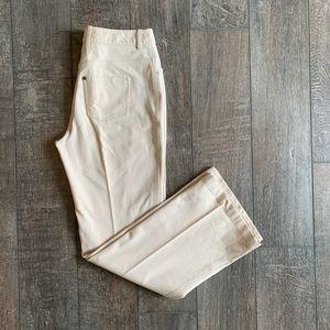 St. John Sport Khaki Jeans/Pants